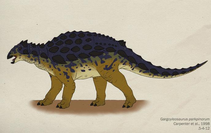 Гаргойлеозавр