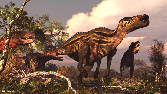 Шаньдунозавр