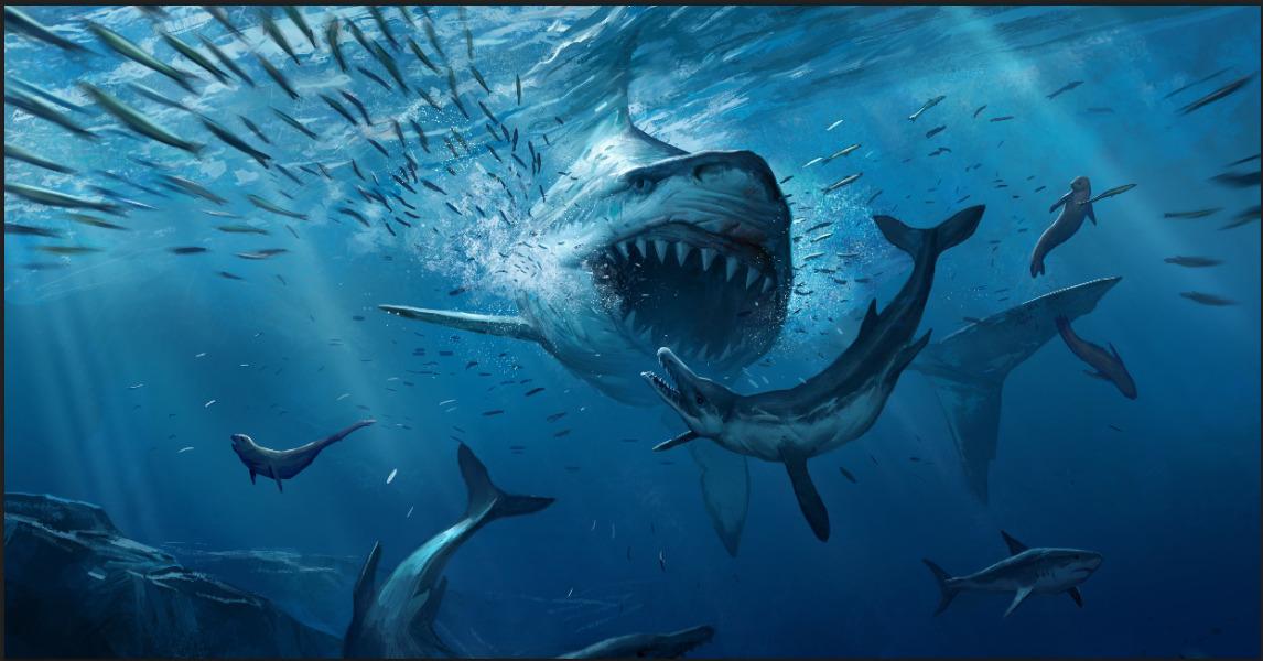 Картинки по запросу динозавр рыба