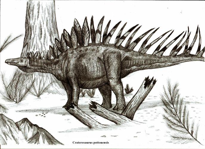 Кратерозавр