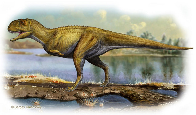 Экриксинатозавр