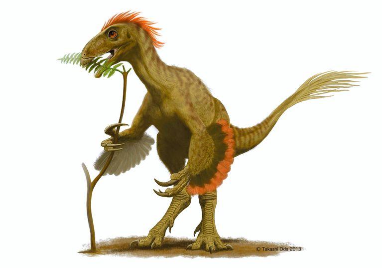 Resultado de imagen de jianchangosaurus